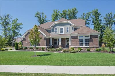 Fishers Single Family Home For Sale: 12318 Whispering Breeze Drive