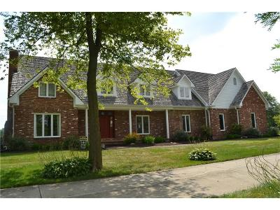 Carmel Single Family Home For Sale: 13403 Ditch Road