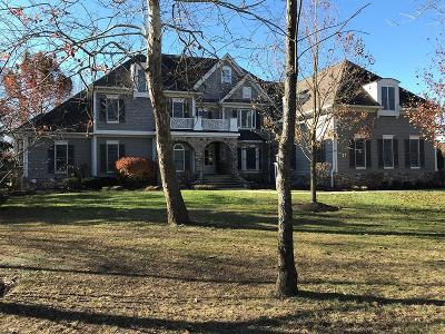 Zionsville Single Family Home For Sale: 6110 Stonegate Run