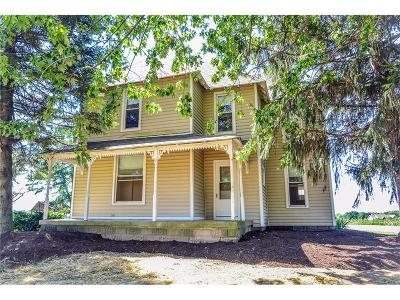 Cicero Single Family Home For Sale: 4775 East 236th Street