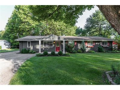 Zionsville Single Family Home For Sale: 630 Karen Drive