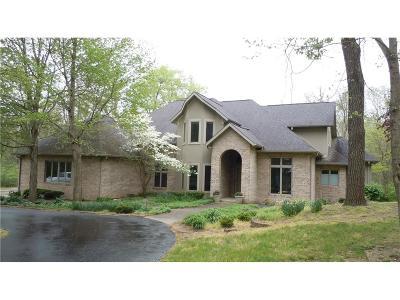 Delaware County Single Family Home For Sale: 9695 North County Road 425 E