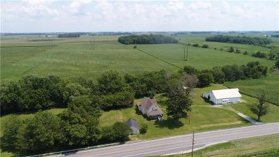 Clinton County Farm For Sale: 7663 North State Road 29