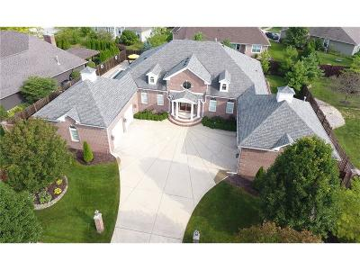 Noblesville Single Family Home For Sale: 6814 Abercon Trail