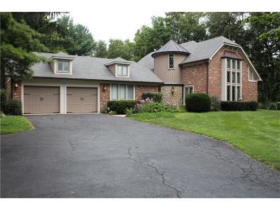 Noblesville Single Family Home For Sale: 6270 East 161st Street
