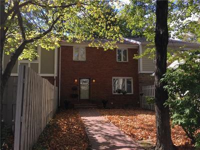 Carmel Condo/Townhouse For Sale: 376 Aspen Drive