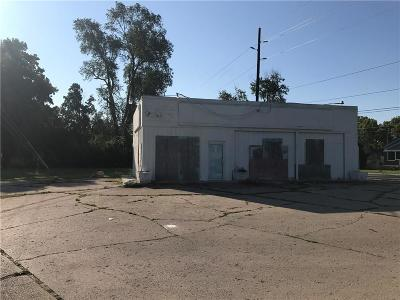 Indianapolis Commercial For Sale: 4107 West Michigan Street