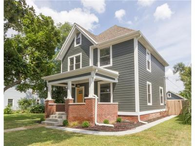 Single Family Home For Sale: 2531 Broadway Street