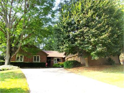 Single Family Home For Sale: 1713 Friendship Drive
