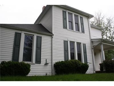 Wayne County Single Family Home For Sale: 350 Randolph Street