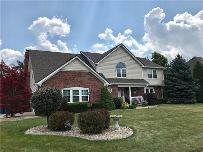 Carmel Single Family Home For Sale: 14411 Salem Drive E