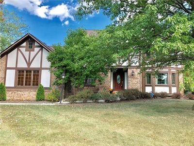 Marion County Single Family Home For Sale: 8681 Promontory Road