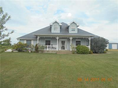 Delaware County Single Family Home For Sale: 10090 South Cr 200 W