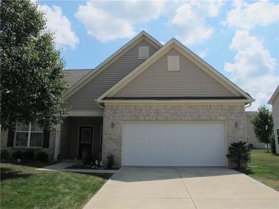 Whitestown Single Family Home For Sale: 3301 Paisley Pointe