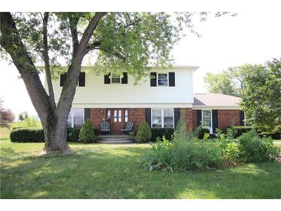 Marion County Single Family Home For Sale: 1111 West Hanna Avenue