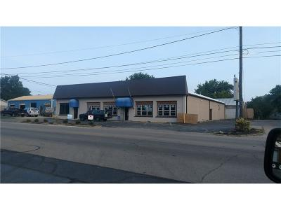 Decatur County Commercial For Sale: 1008 East Main Street