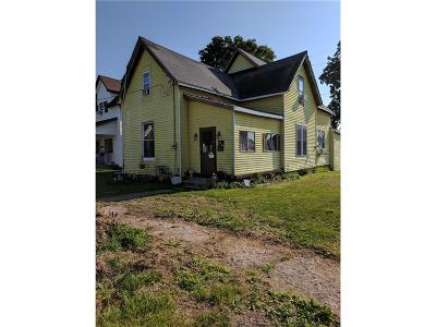 Rushville Single Family Home For Sale: 210 North Julian Street