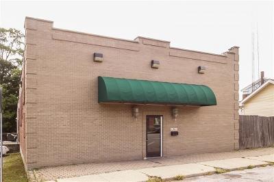 Danville Commercial For Sale: 81 North Washington Street