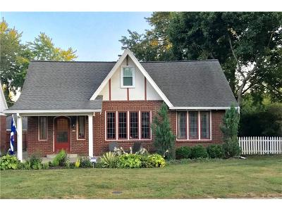 Marion County Single Family Home For Sale: 319 West Hampton Drive Drive
