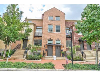 Indianapolis Condo/Townhouse For Sale: 523 North Park Avenue
