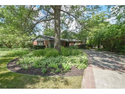 Delaware County Single Family Home For Sale: 2508 West Twickingham Drive