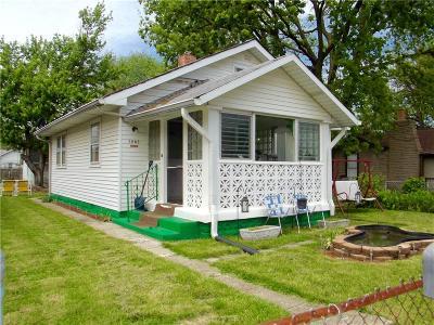 Indianapolis Single Family Home For Sale: 3062 5th Avenue E