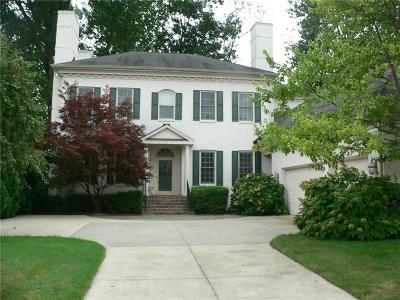 Marion County Single Family Home For Sale: 4135 Heyward Lane