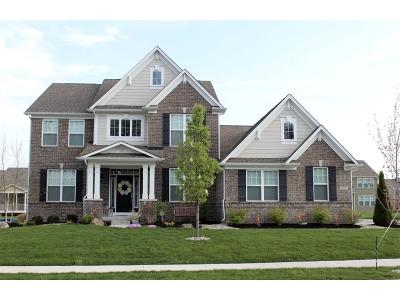 Fishers IN Single Family Home For Sale: $429,900