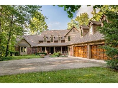 Arcadia, Cicero, Noblesville Single Family Home For Sale: 12 Timber Ridge Court