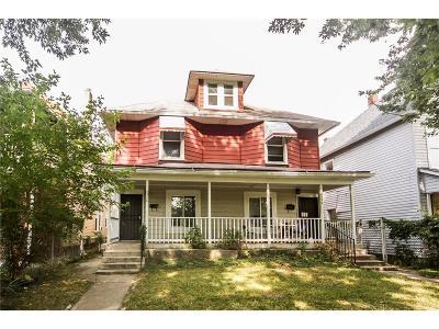 Multi Family Home For Sale: 2356 Carrollton Avenue