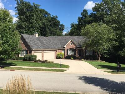 Fishers Single Family Home For Sale: 11253 Loch Raven Boulevard