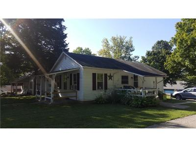 Decatur County Single Family Home For Sale: 703 East Harrison Street