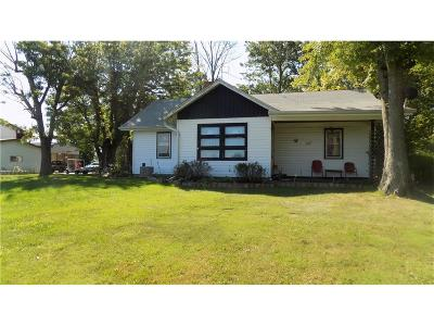 Fillmore Single Family Home For Sale: 6692 Us Highway 40 East
