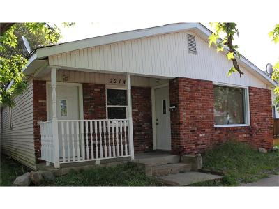 Anderson Multi Family Home For Sale: 2214 George Street