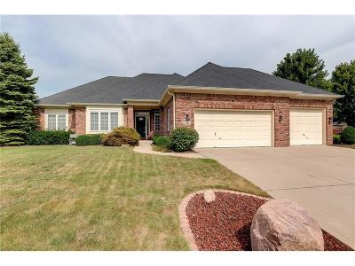 Noblesville Single Family Home For Sale: 7144 English Oak Drive