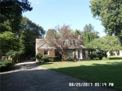 Anderson Single Family Home For Sale: 316 Woods Road