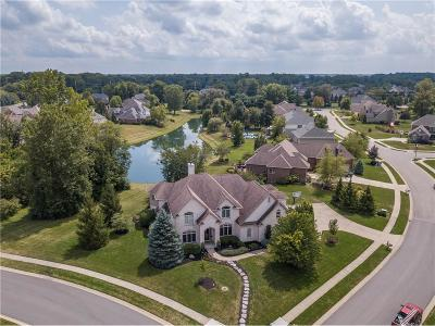 Fishers Single Family Home For Sale: 11785 Darsley Drive