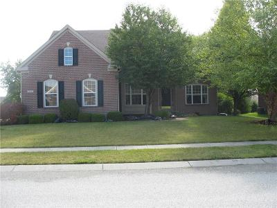 Brownsburg Single Family Home For Sale: 1559 Redsunset Drive