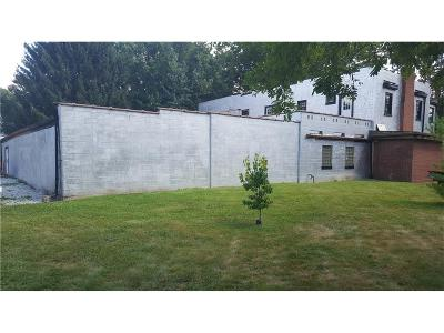 Noblesville Commercial For Sale: 804 North 9th Street