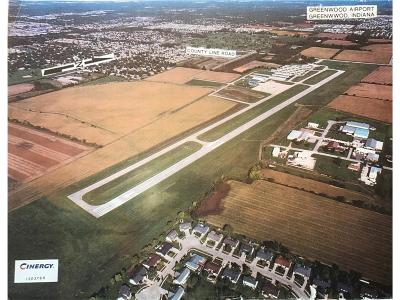 Greenwood Commercial For Sale: 5 Airport Parkway
