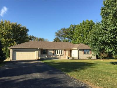 Indianapolis Single Family Home For Sale: 9916 Vandergriff Road