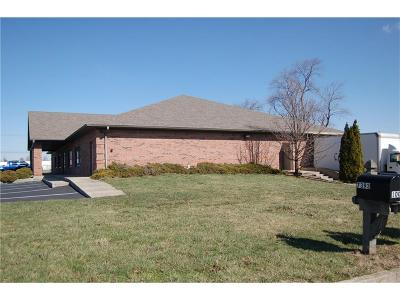 Avon Commercial For Sale: 7400 Business Center Drive