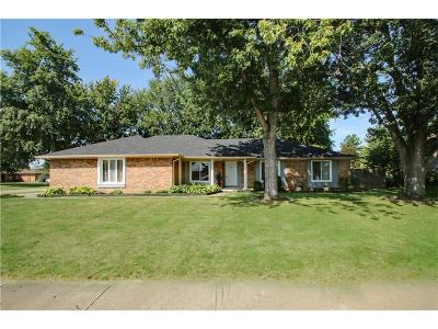 Greenwood Single Family Home For Sale: 1050 Meridian Meadows Court