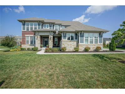 Fishers Single Family Home For Sale: 14930 Dennison Drive
