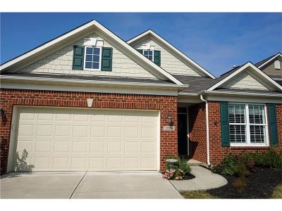 Carmel Single Family Home Active W Contingency: 13536 Cuppertino Lane