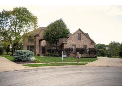 Fishers Single Family Home For Sale: 10516 Doral Circle