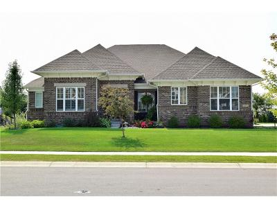 Fishers Single Family Home For Sale: 14829 Bonner Circle
