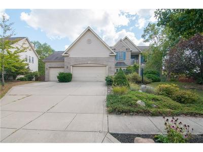 Noblesville Single Family Home For Sale: 14742 Rosebud Drive