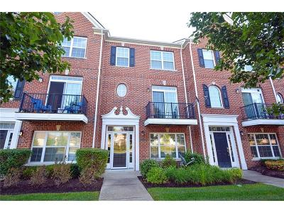 Carmel Condo/Townhouse For Sale: 15314 Mystic Rock Drive