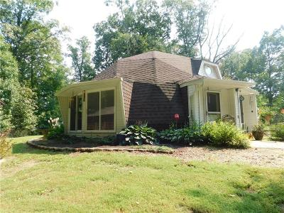Franklin County Single Family Home For Sale: 23065 Us Highway 52